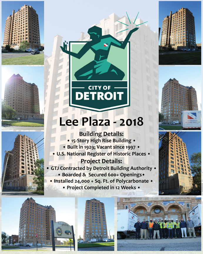 Lee Plaza Project - 2018